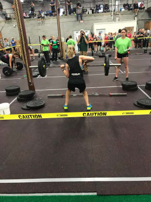 CROSSFIT in Fredericksburg - RARE CrossFit - You've Competed, Now What, Fredericksburg?