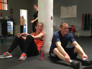 Group Fitness in Hackettstown - Strong Together Hackettstown - Friday 4/28/17