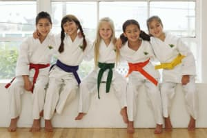 Kids Martial Arts in Bradenton - Ancient Ways Martial Arts Academy - Patience and forgetting your belt.
