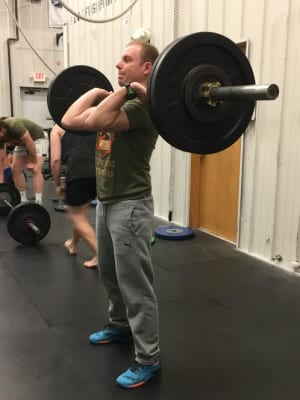CrossFit in State College - CrossFit Nittany - Wednesday, May 10th