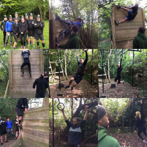 Group Fitness  in Tunbridge Wells - Wildfit Outdoor Fitness - Obstacle Masterclass the 'Back Yard Jam'