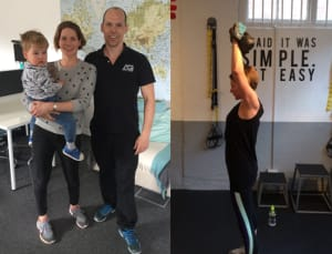 Personal Training in London - AG Personal Fitness - May Client of the Month