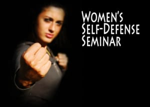 Self Defense in Plano - Crucible Krav Maga - Womens Self Defense Seminar