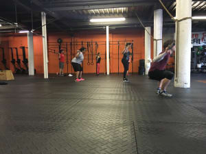 Group Fitness in Hackettstown - Strong Together Hackettstown - Tuesday 5/30/17