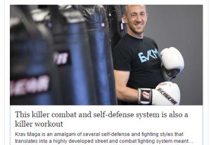 Kids Self Defense in Phoenix - EVKM Self Defense & Fitness - EVKM in Arizona Republic