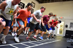 Sports Performance Training in Altamonte Springs - The Athlete Factory - 2017 Summer Program