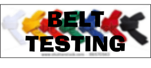 Kids Martial Arts in Tri-Cities - U.S. World Class Taekwondo: Tri-Cities - White Belt Promotion Test - July 2017