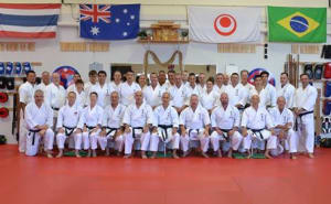 Kids Martial Arts in Helensvale - Southern Cross Martial Arts - Taira Bunkai Gold Coast 2017