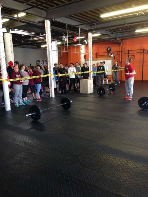 Group Fitness in Hackettstown - Strong Together Hackettstown - Friday 6/9/17
