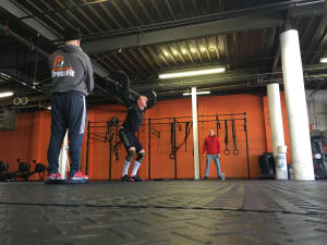 Group Fitness in Hackettstown - Strong Together Hackettstown - Saturday 6/10/17