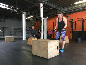 Group Fitness in Hackettstown - Strong Together Hackettstown - Thursday 6/15/17