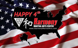 Kids Martial Arts in Jupiter - Harmony Martial Arts Center - Annual Summer Break Schedule