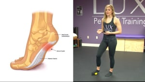 Personal Training in Clarks Summit - LUX Personal Training - Do You Have Plantar Fasciitis?