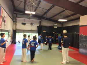 Kids Martial Arts in Hopedale - The Martial Instinct Self Defense - Summer Camp