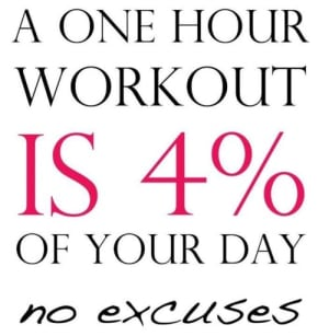 Personal Training in Dover - CNU Fit - Dover's Certified Personal Trainer Believes That There Is Always Time To Workout