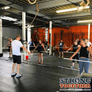 Group Fitness in Hackettstown - Strong Together Hackettstown - Don't be a cherry picker