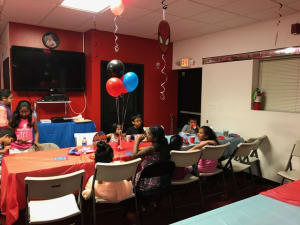 Kali4Kids in Odenton - Xtreme Mpact Martial Arts - Getting Ready for Adhvis Birthday Party!