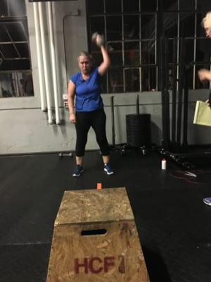 Group Fitness in Hackettstown - Strong Together Hackettstown - Tuesday 7/4/17