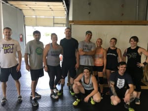 Group Fitness in Hackettstown - Strong Together Hackettstown - Friday 7/7/17
