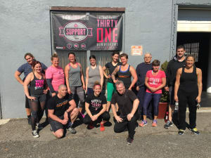 Group Fitness in Hackettstown - Strong Together Hackettstown - Monday7/10/17
