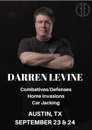 Kids Martial Arts  in Austin - Fit And Fearless - Darren Levine Seminar - September 23 & 24