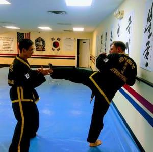 Kids Martial Arts in Kingston - Adapt Choi Kwang Do - international seminar