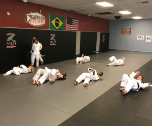 Kids Martial Arts in Charleston - Charleston FIT & MMA - Why BJJ (Jiu-Jitsu) can help you lose weight, build muscle and get conditioning fitness in the Charleston, SC area at Charleston FIT & MMA