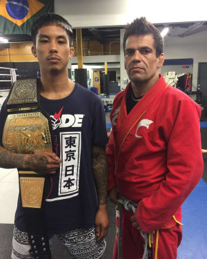Kids Martial Arts in  Pleasanton - Crispim BJJ & MMA