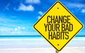 Personal Training in London - AG Personal Fitness - How to Change Unhealthy Habits