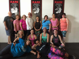 CROSSFIT in Fredericksburg - RARE CrossFit - Time to Relax and Restore, Fredericksburg!