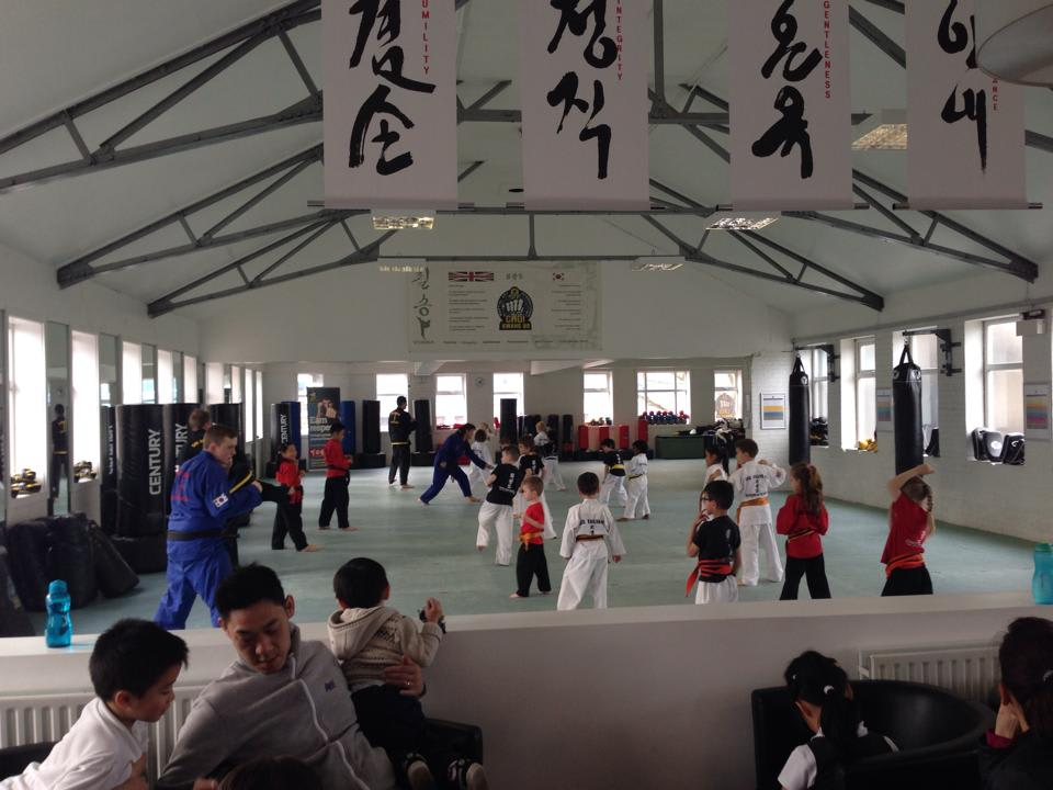 Kids Martial Arts in Wimbledon & Morden