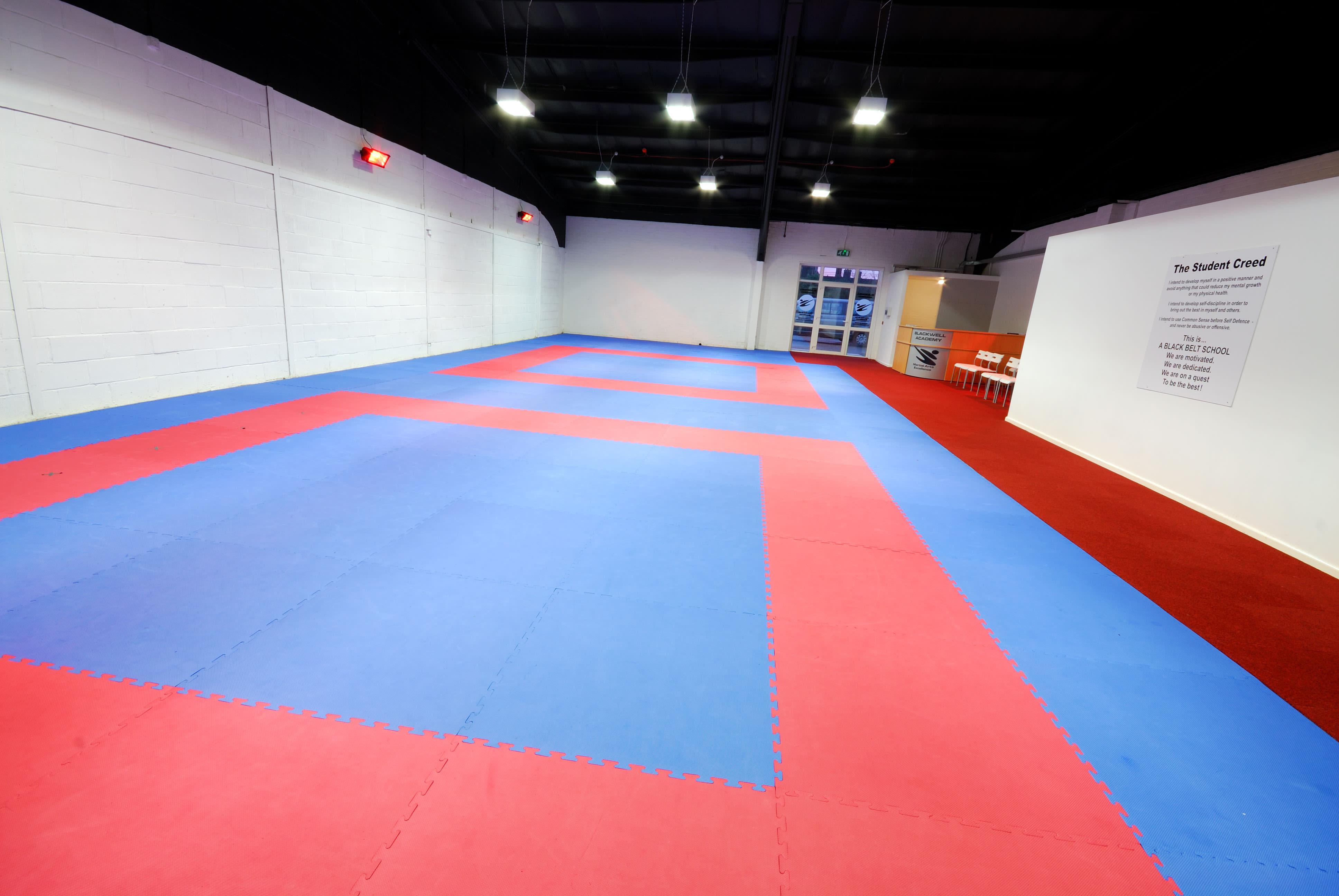 Kids Karate in Ipswich