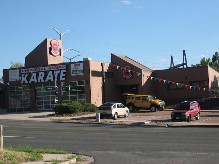 Universal Kempo Karate Colorado Springs
