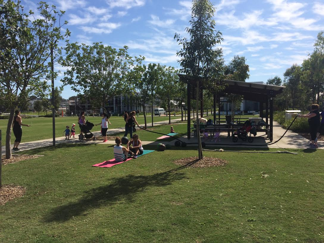 Fitness Classes in Riverstone