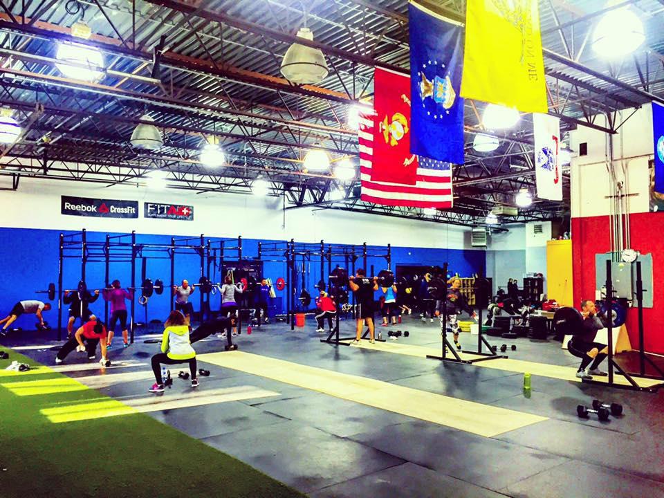 CrossFit Tritown