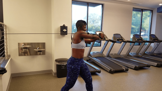 Fitness classes in Landover