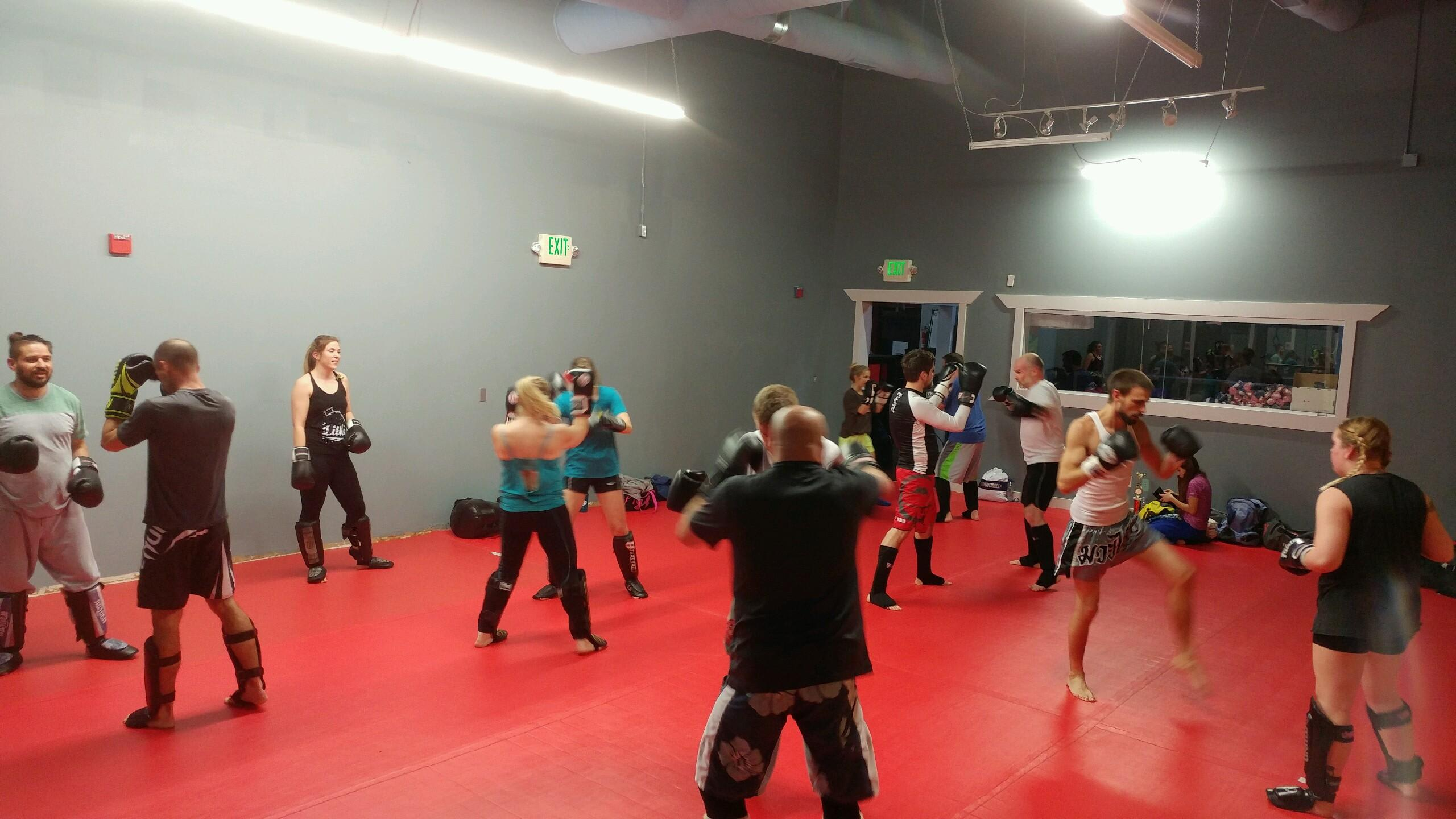Muay Thai in Castle Rock