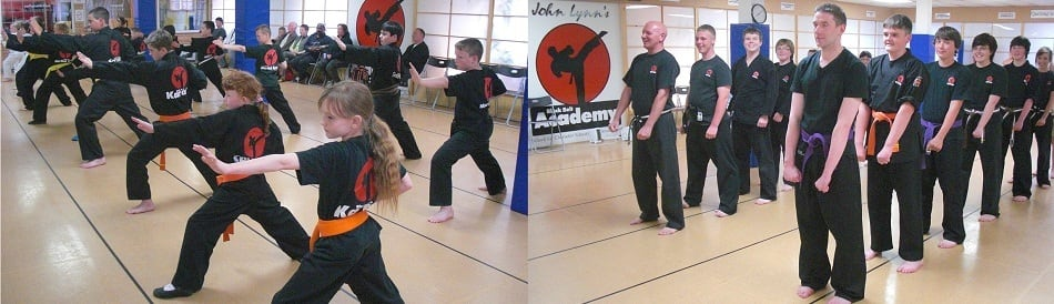 Rhos-on-Sea karate