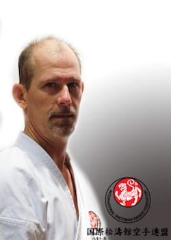 Tom McFetters in Mesa - Shotokan Karate of Arizona