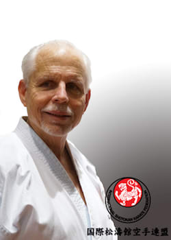 Chuck Coburn in Mesa - Shotokan Karate of Arizona