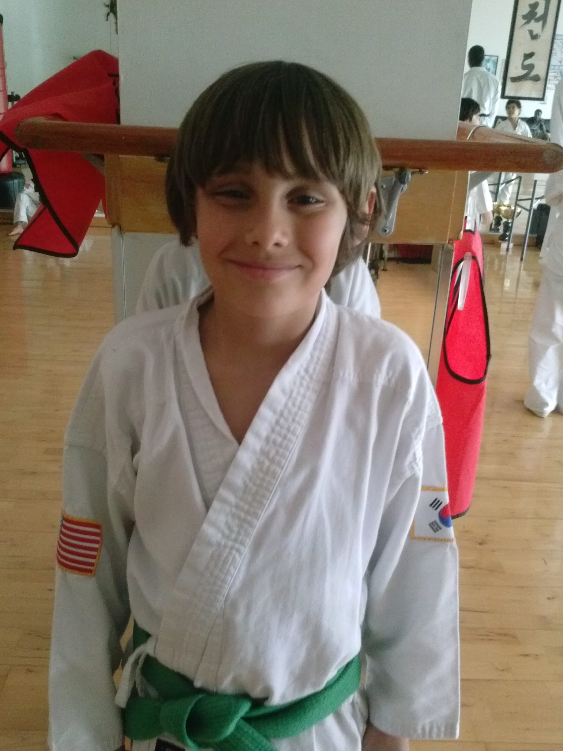 Sophia P., Traditional Taekwon-Do Center Of Davie Testimonials