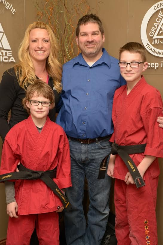 Tom & Joy Berry, Karate America - Appleton Testimonials