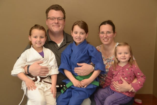 The Lemm Family, Karate America - Appleton Testimonials