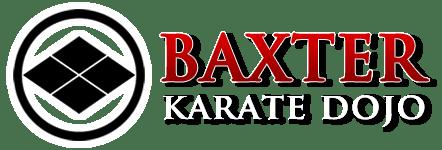 Baxter Karate Dojo Logo