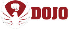 The Dojo Of Karate Logo
