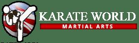 Karate World  Logo