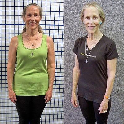Janice B., Mint Condition Fitness Testimonials