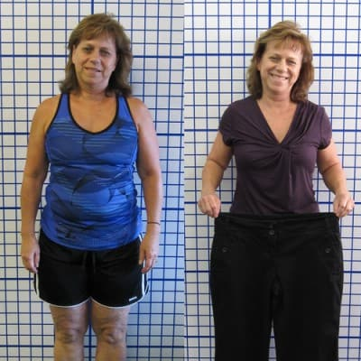 Cindy, Mint Condition Fitness Testimonials