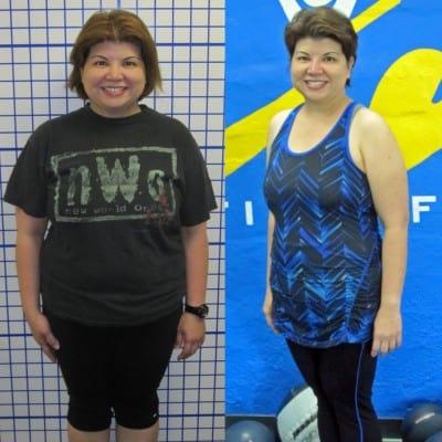 Janheen P., Mint Condition Fitness Testimonials