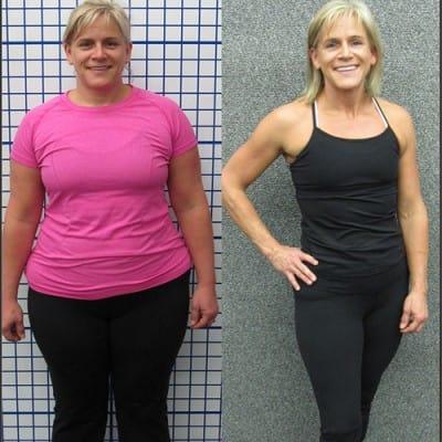 Jill, Mint Condition Fitness Testimonials